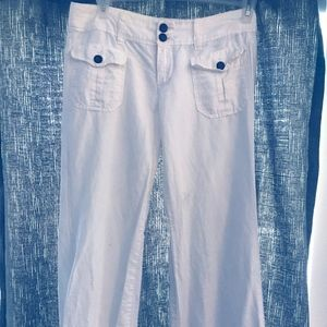 White Gap Dress Pant
